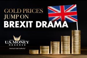 Gold Prices Jump on Brexit Drama