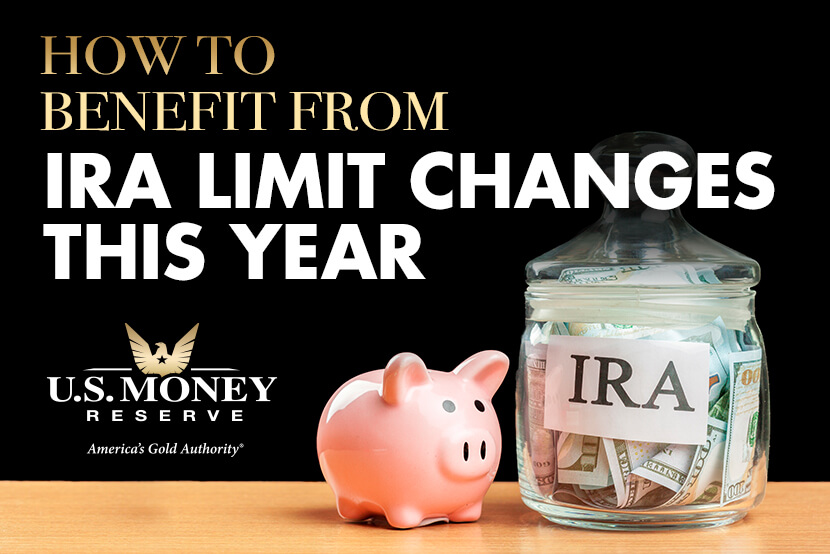 How To Benefit From IRA Limit Changes This Year