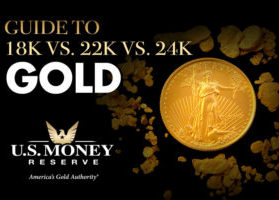 Guide to 18k vs. 22k vs. 24k Gold with U.S. Money Reserve