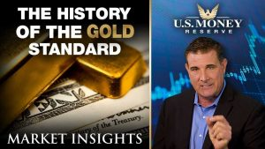 the history of the gold standard