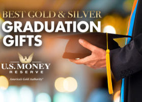 Best Gold & Silver Graduation Gifts