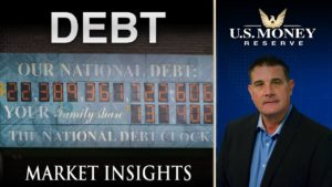 scoreboard of us accumulated debt