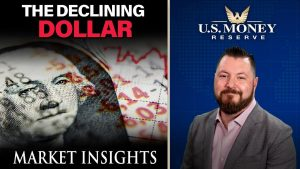 the declining dollar