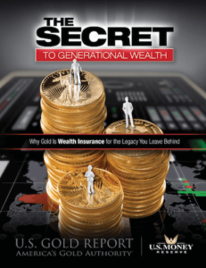 Your Special Report: The Secret to Generational Wealth
