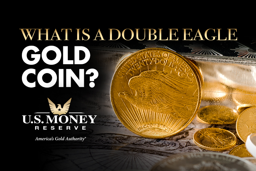 What Is a Double Eagle Gold Coin?