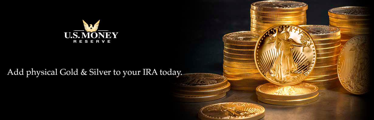 Add Physical Gold and Silver to Your IRA Today