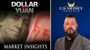 Dollave versus yuan