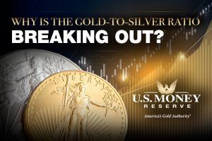 Why Is the Current Gold-to-Silver Ratio Breaking Out?