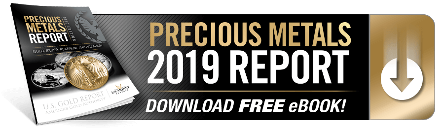 Precious Metals 2019 Report - Download Your Free eBook Now