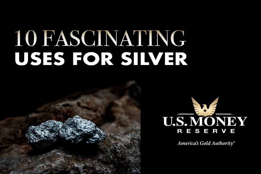 10 Fascinating Uses for Silver