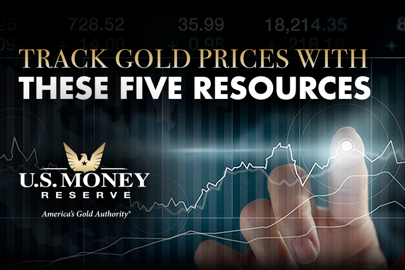 Track Gold Prices with These Five Resources