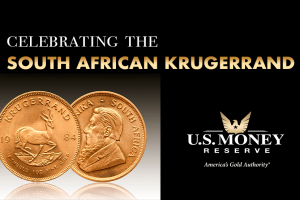Celebrating the South African Krugerrand