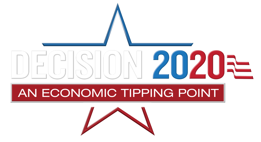 Decision 2020: An Economic Tipping Point