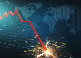 Downward Trend Crashing