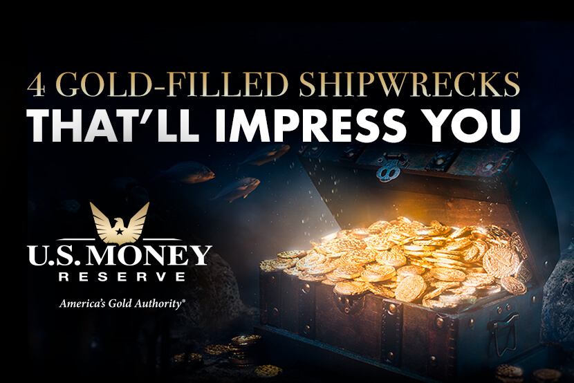 Gold-Filled Shipwrecks That'll Impress You