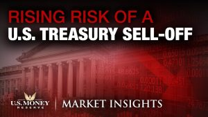 rising risk of a u.s. treasury sell-off