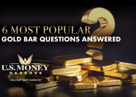 The Most Popular Gold Bar Questions, Answered
