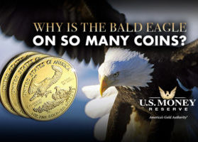Why Is the Bald Eagle on So Many Coins?