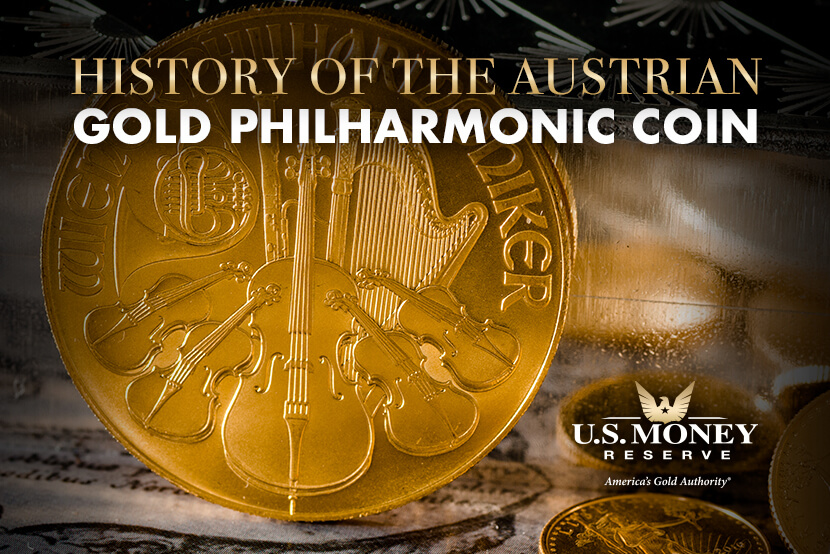History of the Austrian Gold Philharmonic Coin
