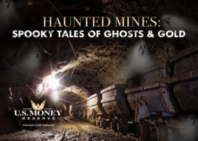 Haunted Mines: Spooky Tales of Ghosts and Gold