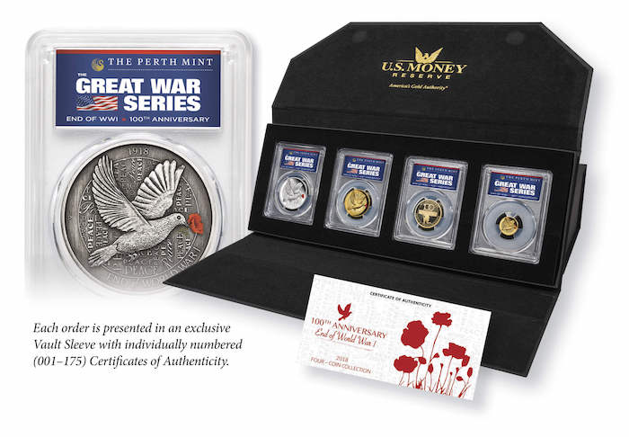 Naval-Aviation-Museum-Foundation-Great-War-Coin-Collection