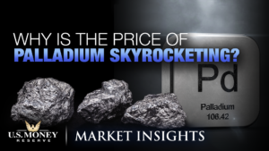 Why is the price of palladium skyrocketing?