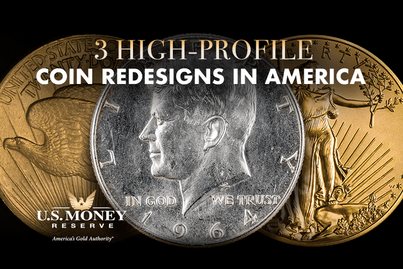 3 High-Profile Coin Redesigns in America