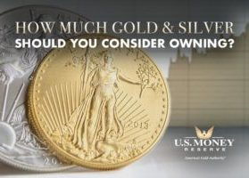 How Much Gold and Silver Should You Consider Owning?