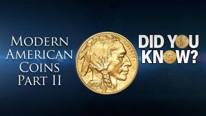 Modern American Coins Part II: The Gold American Buffalo Coin - Did You Know?