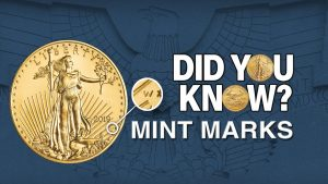 Did You Know? - Mint Marks