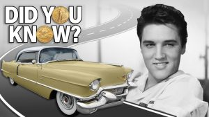Did You Know? Elvis Presley's Gold Cadillac