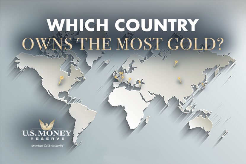 Which Country Owns the Most Gold?