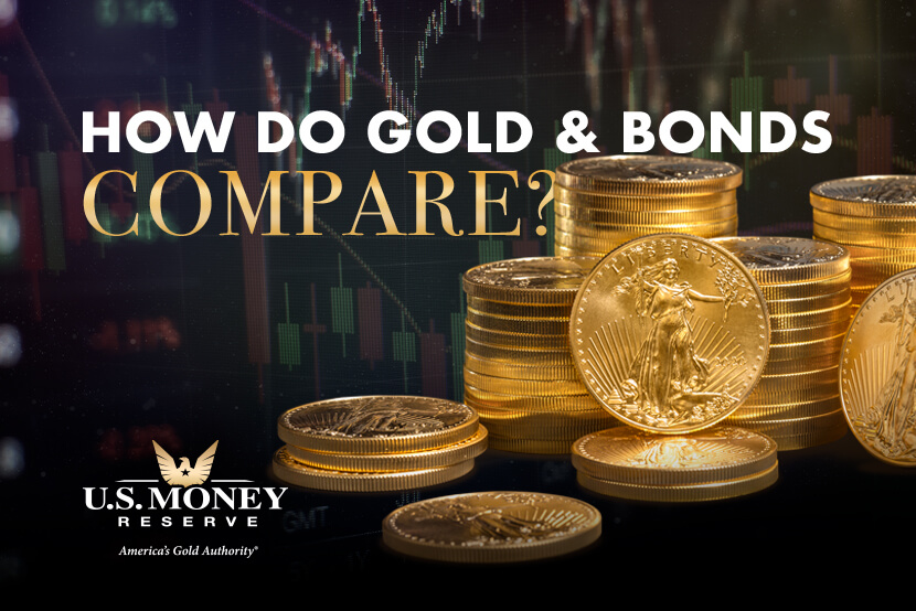 How Do Gold and Bonds Compare?