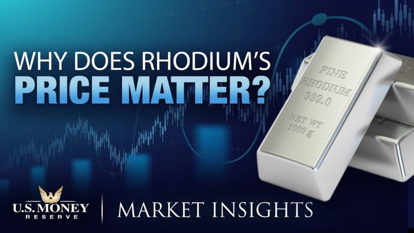 Why Does Rhodium's Price Matter? USMR Market Insights