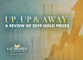 Up, Up and Away: A Review of 2019 Gold Prices