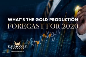 What's the Gold Production Forecast for 2020?