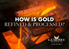 How Is Gold Refined and Processed