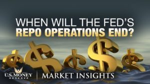 When Will the Fed's Repo Operations End? USMR Market Insights