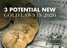 Three Potential New Gold Laws in 2020