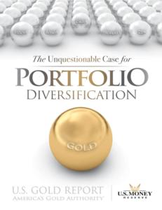 Portfolio Diversification Special Report