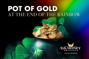 Pot of Gold at the End of the Rainbow