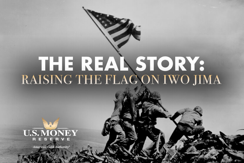 The Real Story: Raising the Flag on Iwo Jima