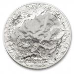 Silver Denali Coin