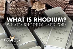 What Is Rhodium and What Is Rhodium Used For
