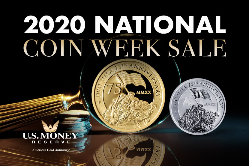 2020 National Coin Week Sale