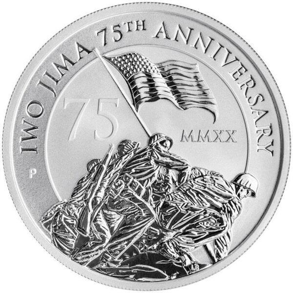 Iwo Jima Silver Bullion