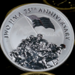 1 oz. Iwo Jima Silver Bullion Coin