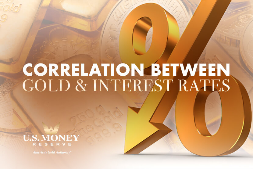Correlation Between Gold and Interest Rates