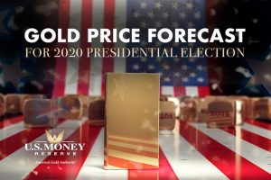 Gold Price Forecast For 2020 Presidential Election