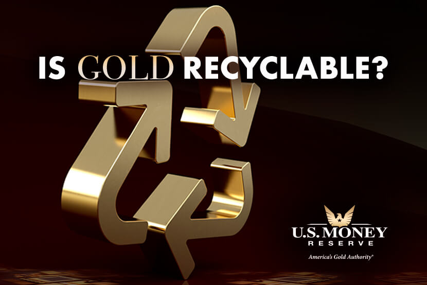 Is Gold Recyclable?